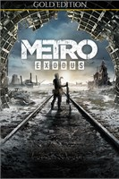 Deals on Metro Exodus Gold Edition for PC