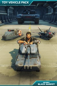 Just Cause 4 - Toy Vehicle Pack