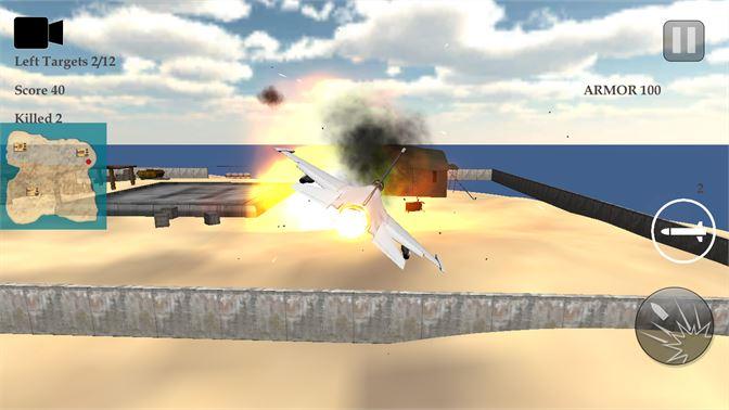 Get Real Fighter Air Simulator - Microsoft Store