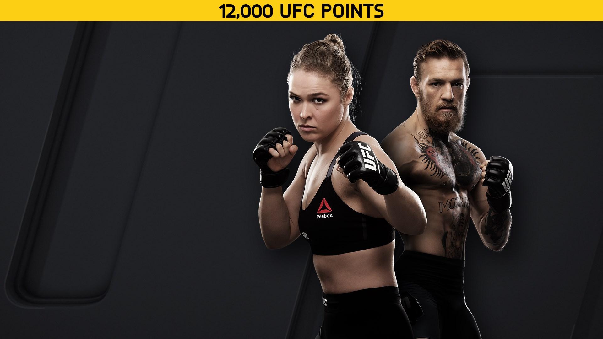 EA SPORTS™ UFC® 2 - 12.000 UFC POINTS