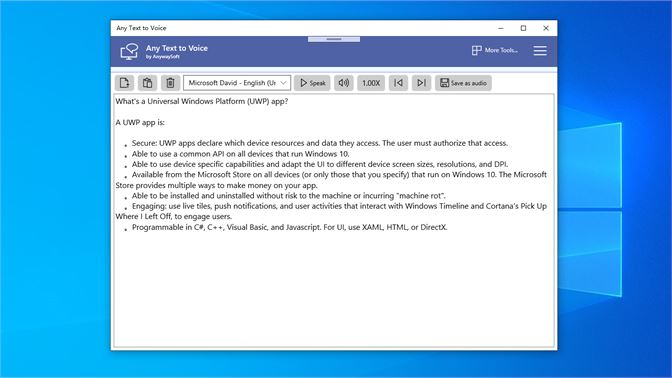 Text to MP3 Converter - Free download and software reviews - CNET Download