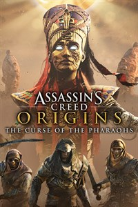 Carátula del juego Assassin's Creed Origins – The Curse Of the Pharaohs