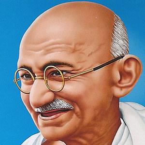 mohandas gandhi short biography
