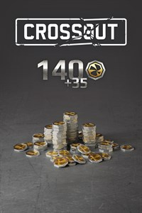 Crossout - 140 (+35 bonus) Crosscrowns