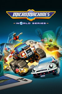 Carátula del juego Micro Machines World Series