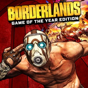 Borderlands: Game of the Year Edition Xbox One