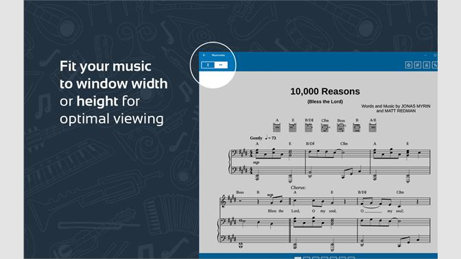 Get Musicnotes Sheet Music Player For Windows 10 Microsoft
