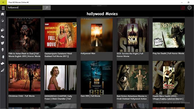 best hd pc movies free download