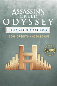 Assassin's Creed® Odyssey - Pack de Créditos Hélix XXL