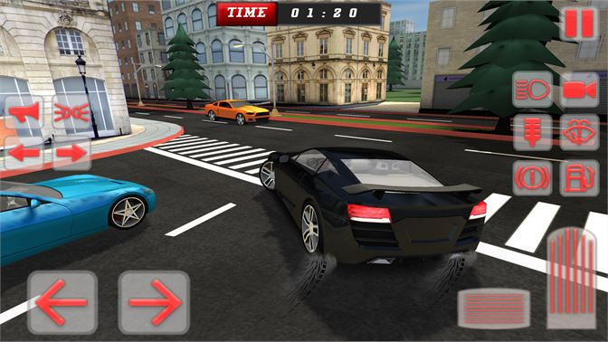Get Race Car Driving Simulator 3d Microsoft Store