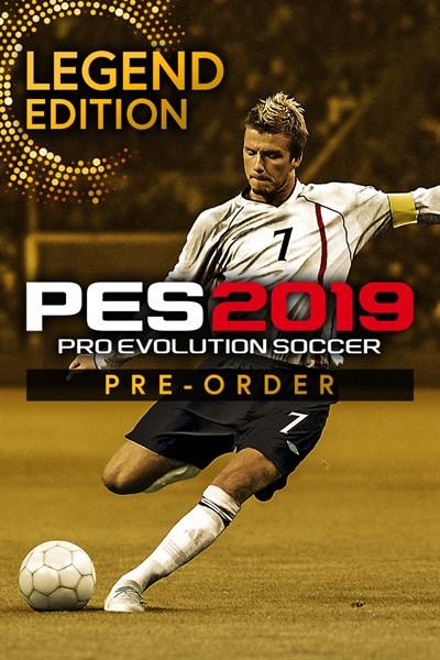 PRO EVOLUTION SOCCER 2019 LEGEND EDITION: Pre-Order