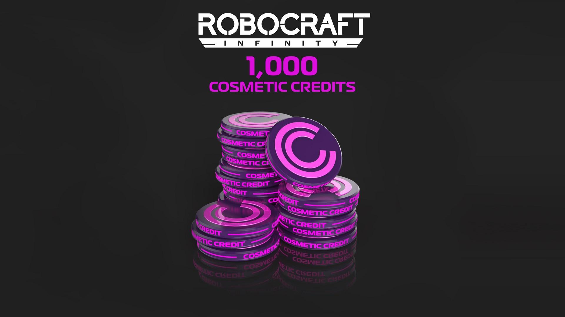 1,000 Cosmetic Credits