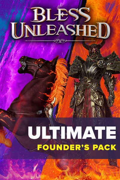 Bless Unleashed: Ultimate Founder's Pack