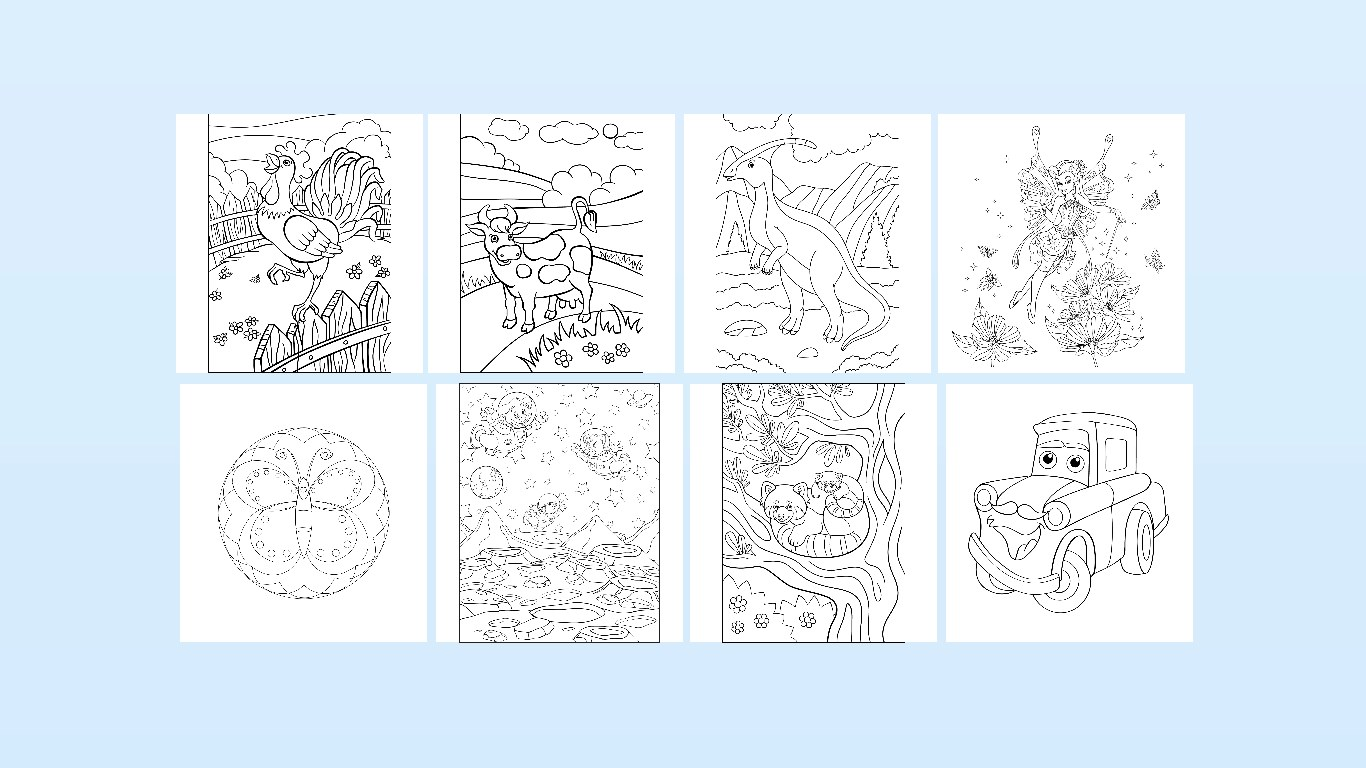 Get Zen: Coloring Pages For Kids - Microsoft Store