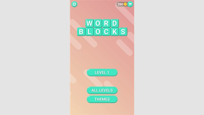 Get Word Stacker - Word Game 2019 - Microsoft Store
