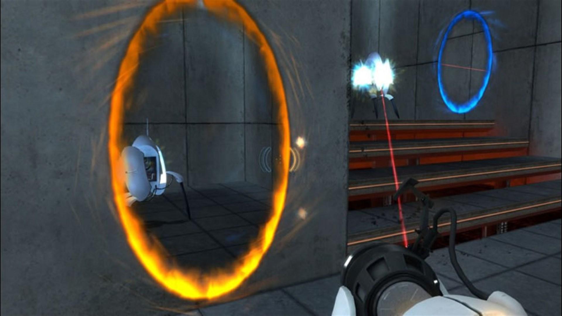 Скриншот №18 к Portal Still Alive