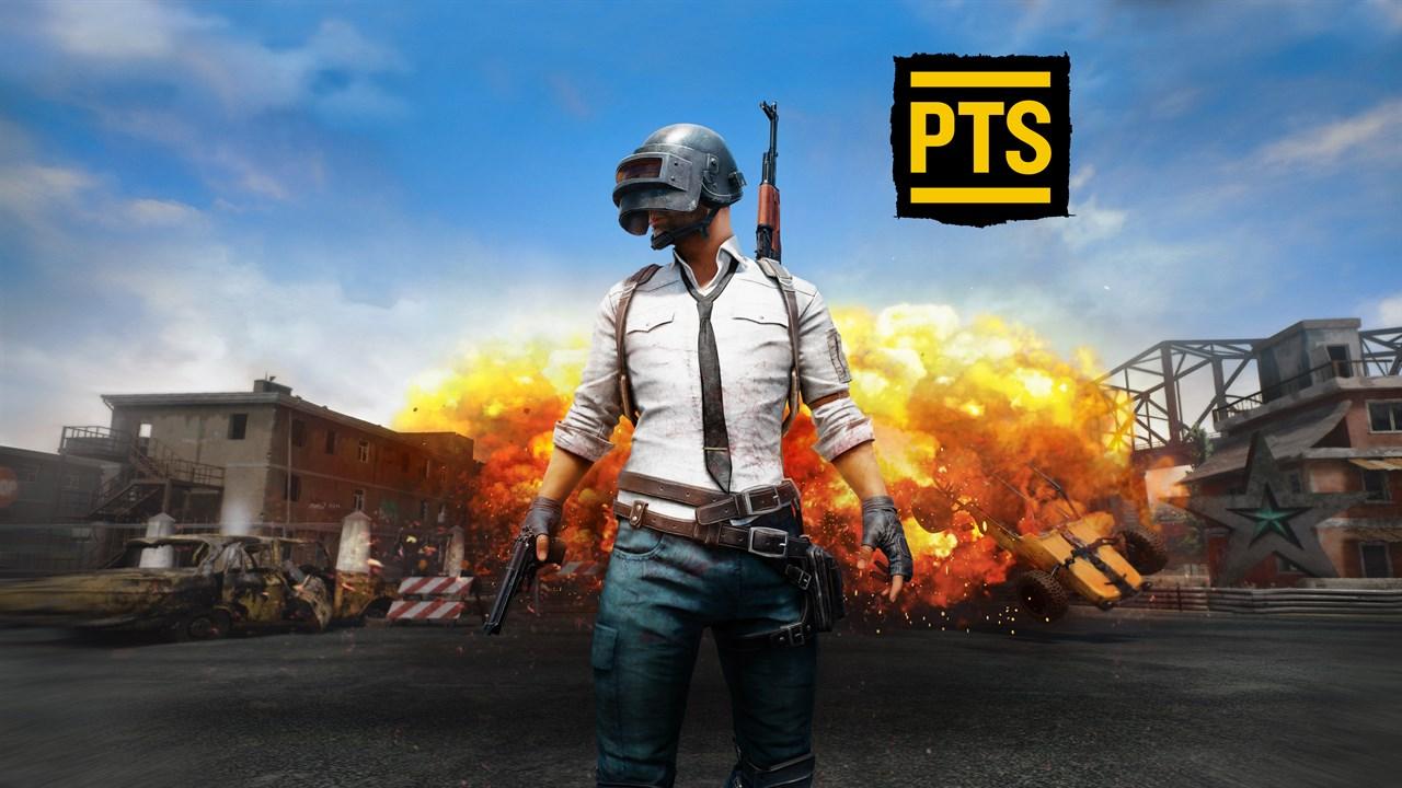 Playerunknowns Battlegrounds Public Test Server