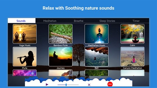 Relax Meditation screenshot