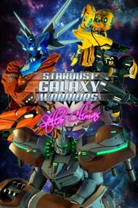Carátula para el juego Stardust Galaxy Warriors: Stellar Climax de Xbox 360