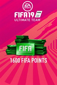 Points FIFA 1 600