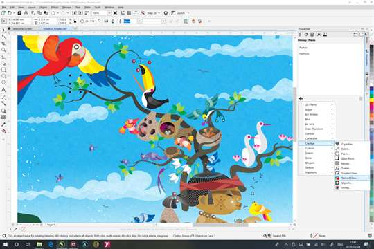 CorelDRAW Microsoft Store Edition screenshot 4