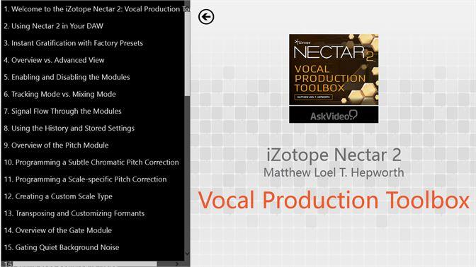 nectar 2 plugin