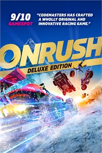 ONRUSH DIGITAL DELUXE EDITION