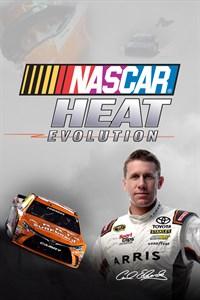 Carátula del juego NASCAR Heat Evolution