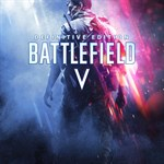 Battlefield V Definitive Edition Logo