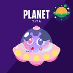 Planet Tita Logo