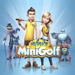 Infinite Minigolf Logo