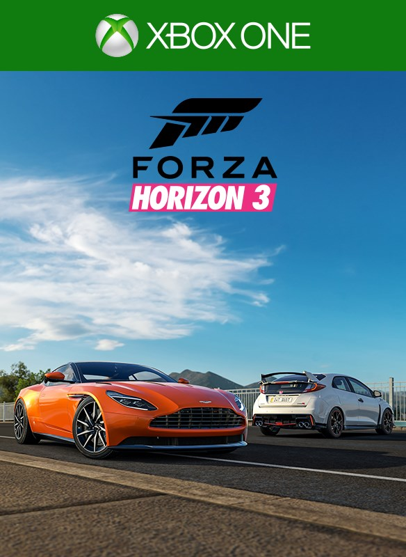 forza horizon 3 playseat car pack on xbox one. Black Bedroom Furniture Sets. Home Design Ideas