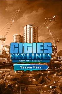 Carátula del juego Cities: Skylines - Season Pass