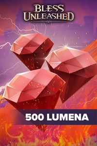 Bless Unleashed: 500 Lumena
