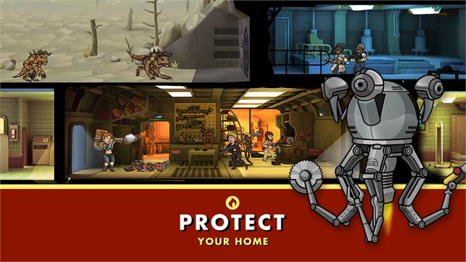 Get Fallout Shelter - Microsoft Store