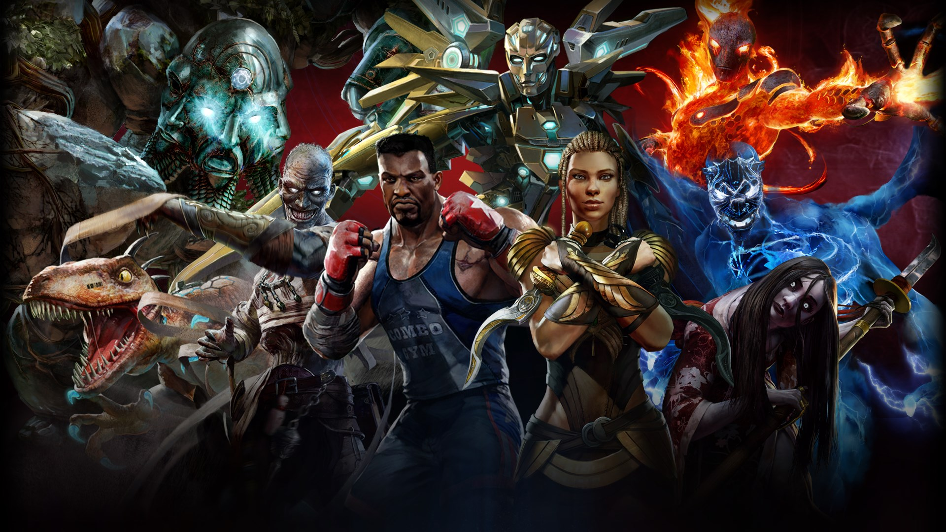Killer Instinct: Season 2 Combo Breaker Add-On