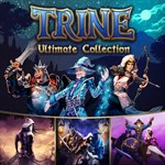 Trine: Ultimate Collection Logo