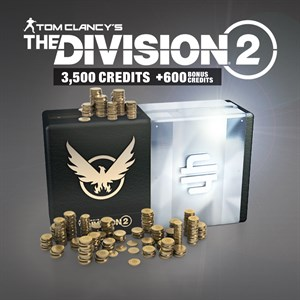 Tom Clancy's The Division 2 – 4100 Premium Credits Pack Xbox One