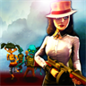 Crazy Zombie War: Walking Dead