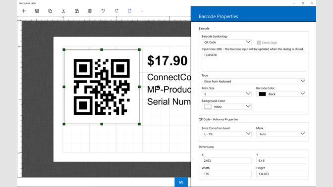 Get Barcode & Label - Microsoft Store