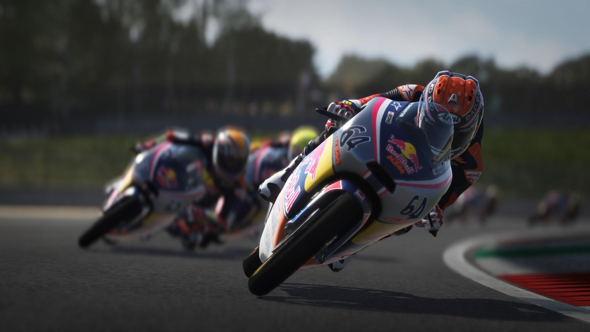 MotoGP™15 Red Bull Rookies Cup