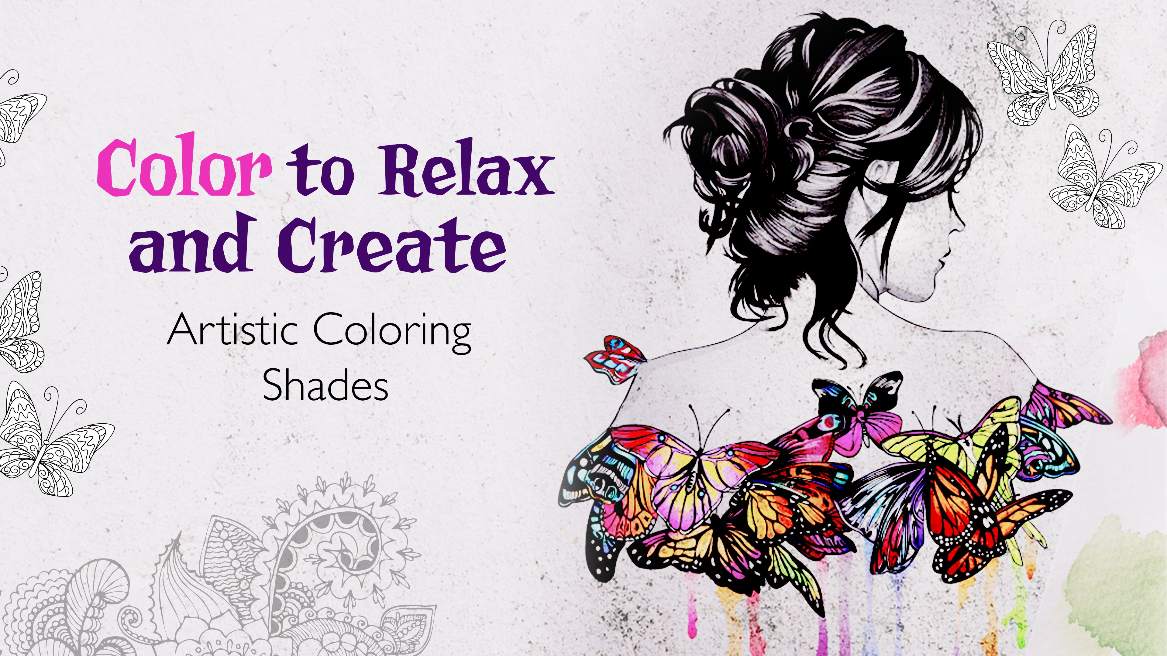 - Get Adult Coloring Book With Multiple Templates & Colors