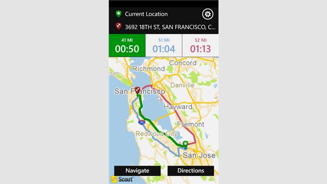 Get Scout GPS Maps - Microsoft Store