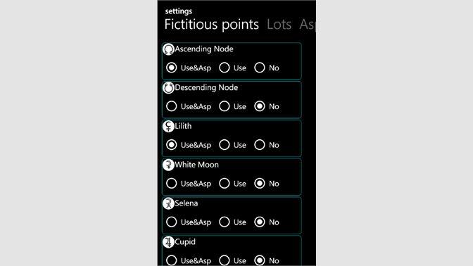 Buy Astrological Charts - Microsoft Store en-TV