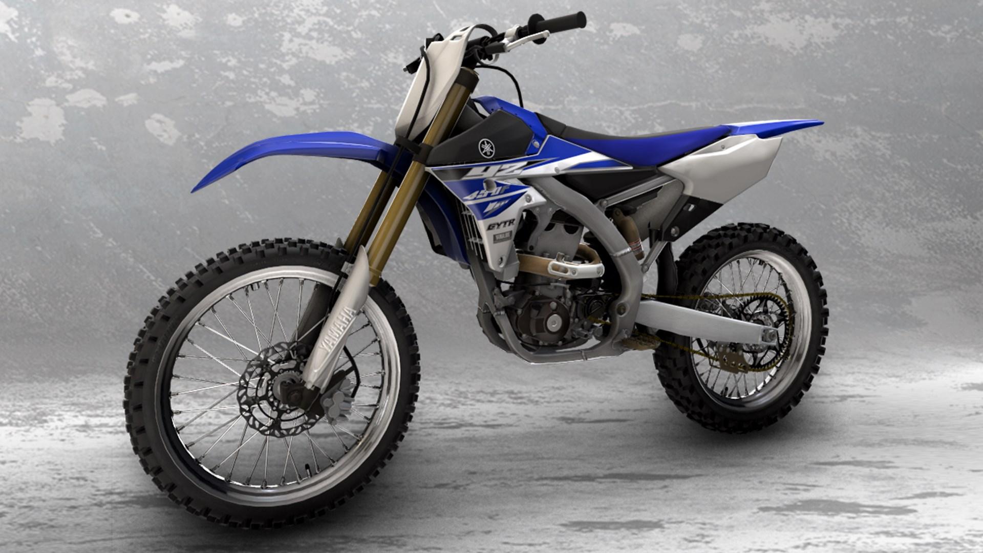 2015 Yamaha YZ450F MX