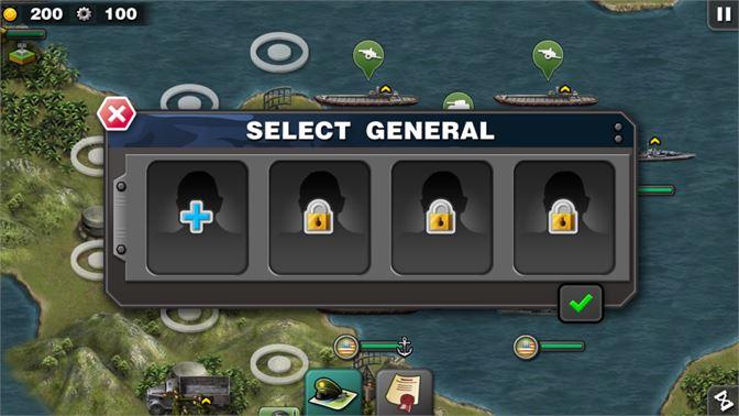 Get Glory of Generals: Pacific War - Microsoft Store