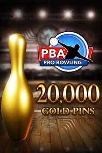 PBA Pro Bowling - 20.000 Pinos de Ouro