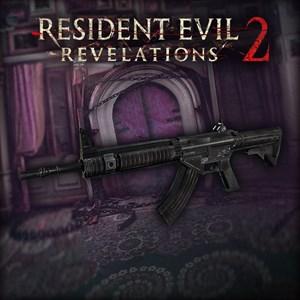 Raid Mode: Assault Rifle NSR47 & Parts Xbox One