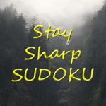 Stay Sharp Sudoku