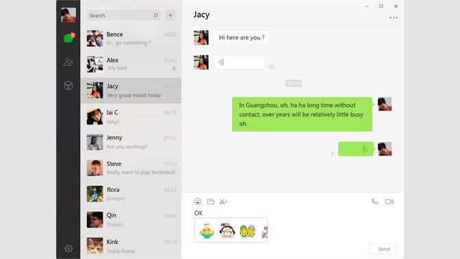 Get WeChat For Windows - Microsoft Store